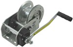 Shelby Posi-Lock Brake winch, 2,500 lbs.