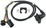 Bargman 2003 Chevrolet Silverado Custom Fit Vehicle Wiring