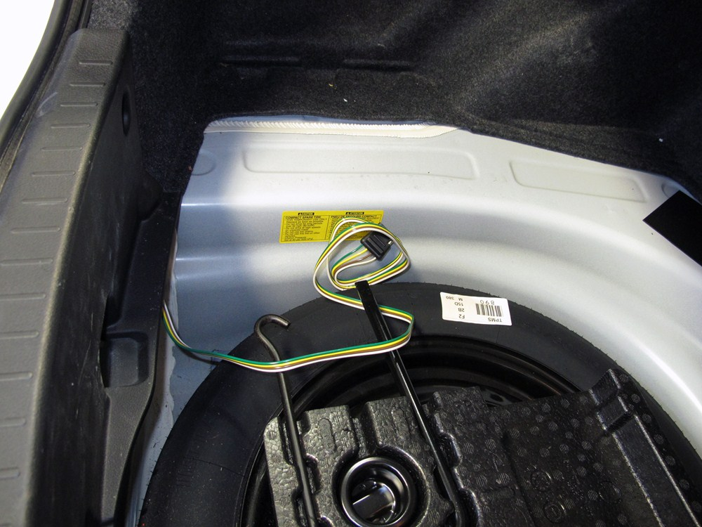 2014 toyota corolla trailer wiring curt t connector vehicle    wiring    harness with 4 pole flat  curt t connector vehicle    wiring    harness with 4 pole flat