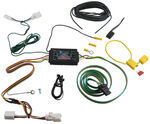 Curt 2010 Mazda 5 Custom Fit Vehicle Wiring