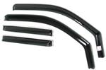 EGR In-Channel Slimline Window Visors (4 Piece)