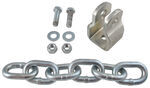 Replacement Lift Chain Assembly for Round Bar Weight Distribution