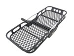 "23x56 Railed Cargo Carrier for 2"" Trailer Hitches"