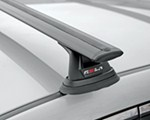 Rola Sport Extended Series Roof Rack with APE Mounting System for Factory Fixed Mounting Points