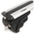 "Rola Sport Series Roof Rack with RBU Mounting System for Raised, Factory Side Rails - 51"" Long"