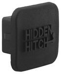 "Hidden Hitch Rubber Tube Cover for 1-1/4"" Hitches"