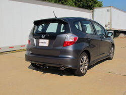 honda fit trailer hitch 2013