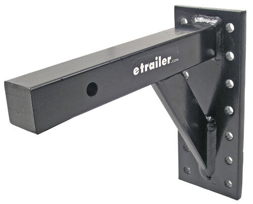 Pintle Hook Mount 12 1 2 Quot Tall 8k Tow Ready Pintle Hitch