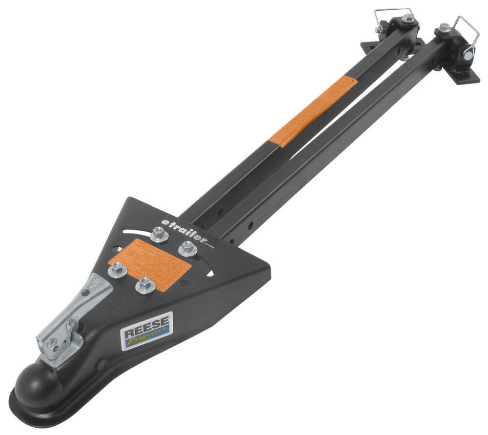Tow Ready Adjustable Tow Bar  5 000 Lbs Tow Ready Tow Bars