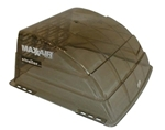 MaxxAir Smoke Trailer Roof Vent Cover