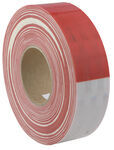"3M 7-Year Conspicuity Tape, Red and White, 2"" x 150' Roll"