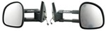 CIPA 2002 GMC Sierra Custom Towing Mirrors