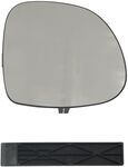 CIPA Extendable Towing Mirror Replacement Glass - LH