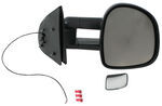 CIPA 2002 Ford F-250 and F-350 Super Duty Custom Towing Mirrors