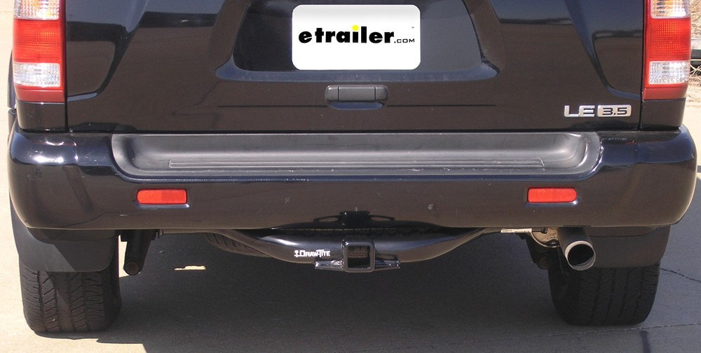 Draw Tite Max Frame Trailer Hitch Receiver Custom Fit