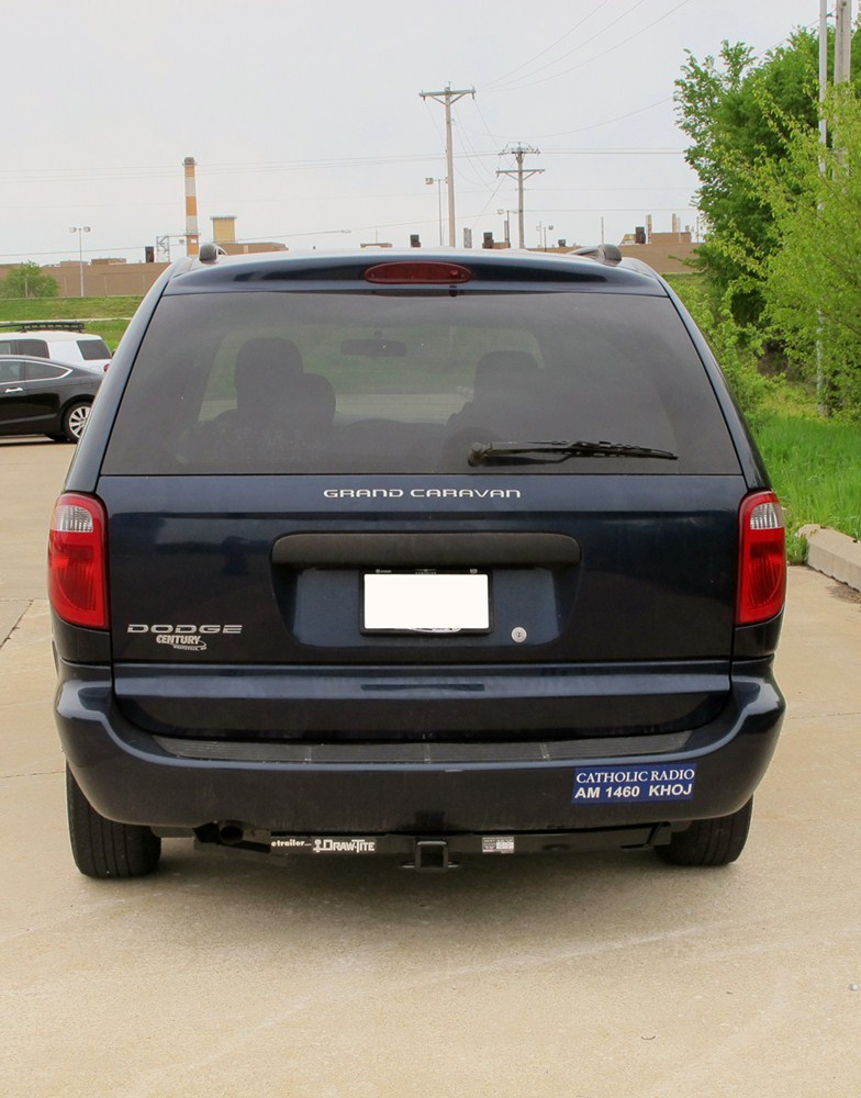 2006 Dodge Charger Rt: Trailer Hitch By Draw-Tite For 2006 Grand Caravan