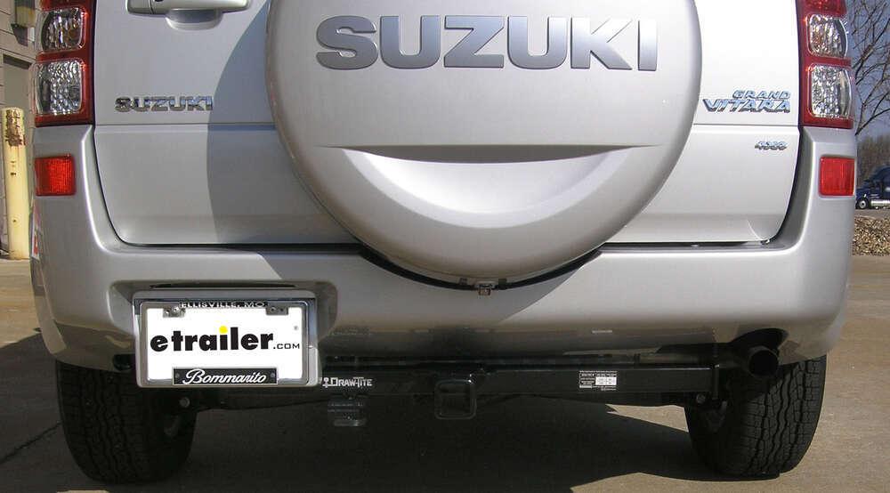 Suzuki Grand Vitara Trailer Hitch