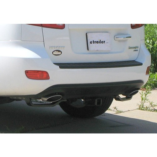 draw tite trailer hitch for hyundai santa fe 2007 75471. Black Bedroom Furniture Sets. Home Design Ideas