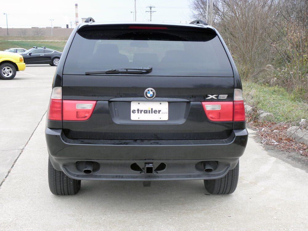 2005 Bmw X5 Trailer Hitch Installation