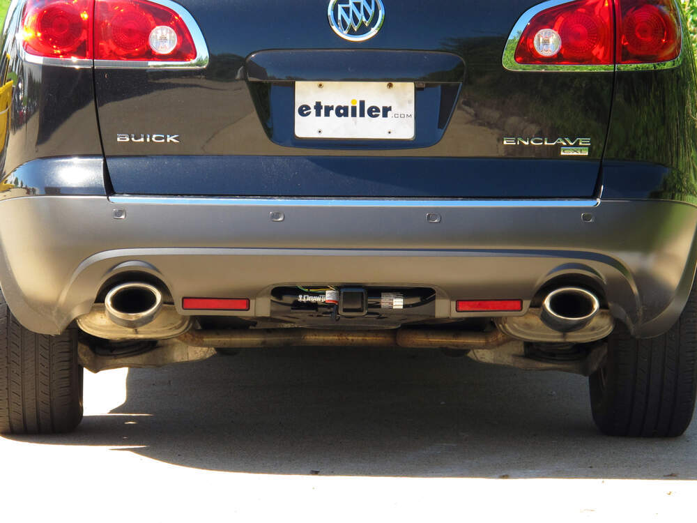 Draw-Tite Trailer Hitch for Buick Enclave 2010 - 75528