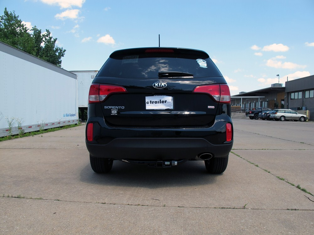 draw tite trailer hitch for kia sorento 2014 75772. Black Bedroom Furniture Sets. Home Design Ideas