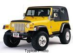 EGR 1998 Jeep Wrangler Vehicle Trim
