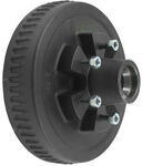 Trailer Hub and Drum Assembly - 5,200-lb Axles - 6 on 5-1/2