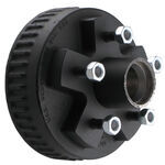 Trailer Hub and Drum Assembly for Hydraulic Brakes - 2,000-lb Axles - 5 on 4-1/2