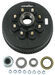 Trailer Hub and Drum Assembly - 8,000-lb Axles - 8 on 6-1/2 - E-Z Lube