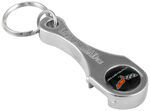 Corvette Conrod Key Chain with Bottle Opener