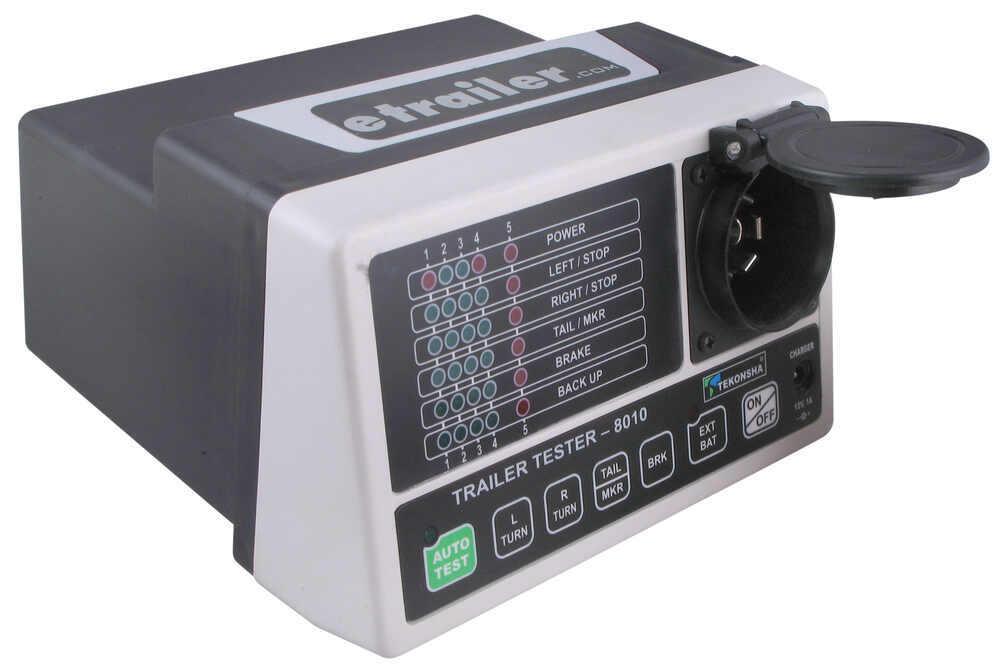 Wire Circuit Tester : Tekonsha trailer wiring circuit tester