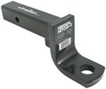 "Hidden Hitch Magnum Ball Mount 2-3/4"" Rise or 4"" Drop"