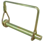 Trailer Coupler Safety Lock Pin - 1/4""