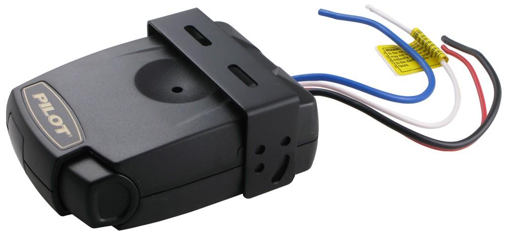 pilot 2 6 brake electronic brake controller time delayed hitch brake controller 80550
