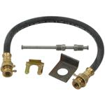 Hydraulic Line Kit for Ltd Access Torsion Axles - Used with 9504 or 9505