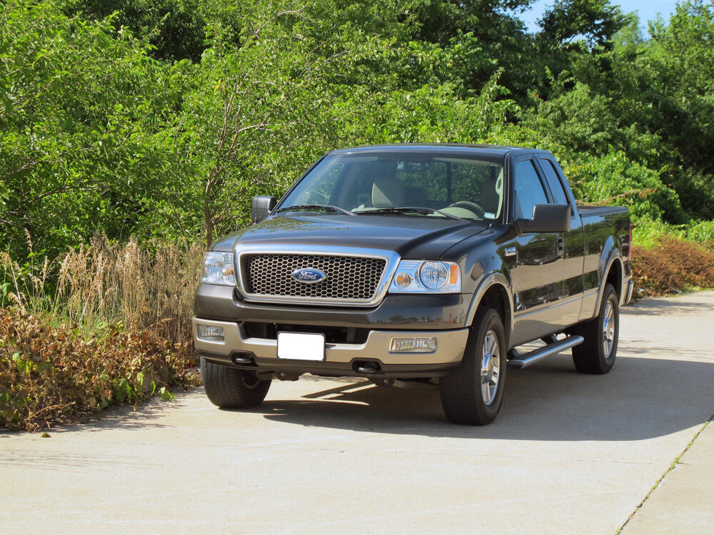 2005 Ford F150  ...F 150 Lease Deals