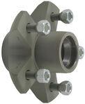 Trailer Hub Assembly - 3,500-lb Axles - 5 on 4-3/4 - E-Z Lube