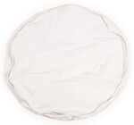 "Spare Tire Cover 28"" Polar White - Type I"