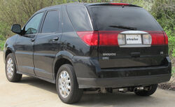 buick rendezvous trailer hitch 2006. Black Bedroom Furniture Sets. Home Design Ideas