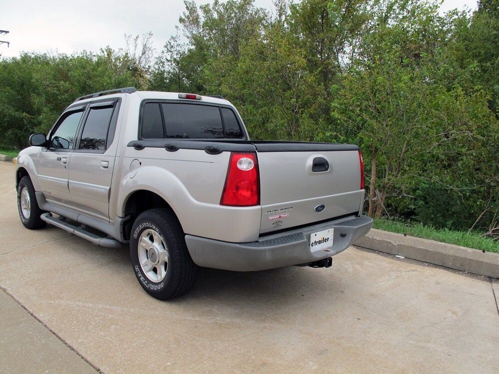 trailer hitch for 2002 ford explorer sport trac hidden hitch 87008. Cars Review. Best American Auto & Cars Review