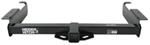 Hidden Hitch 2011 Chevrolet Express Van Trailer Hitch