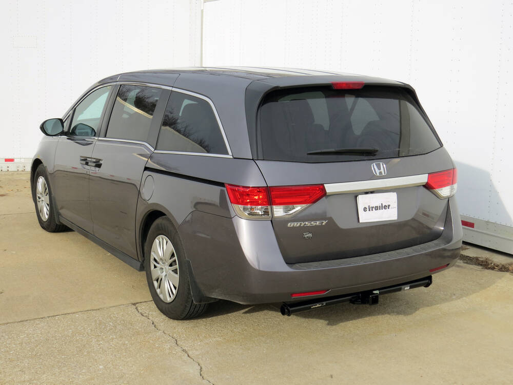 hidden hitch trailer hitch for honda odyssey 2014 87479