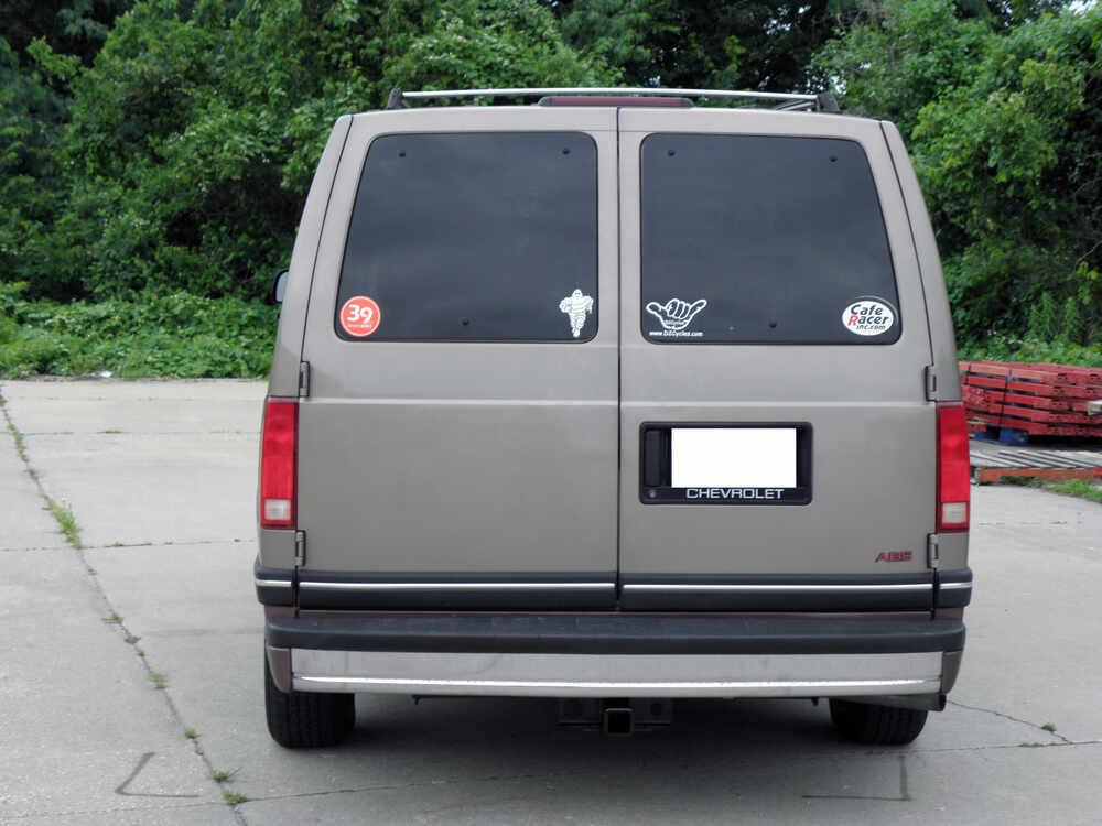 hidden hitch trailer hitch for chevrolet astro 2000 87516. Black Bedroom Furniture Sets. Home Design Ideas