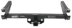 Hidden Hitch Trailer Hitch Receiver - Custom Fit - Class III - 2""