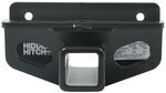Hidden Hitch 2009 Dodge Ram Pickup Trailer Hitch