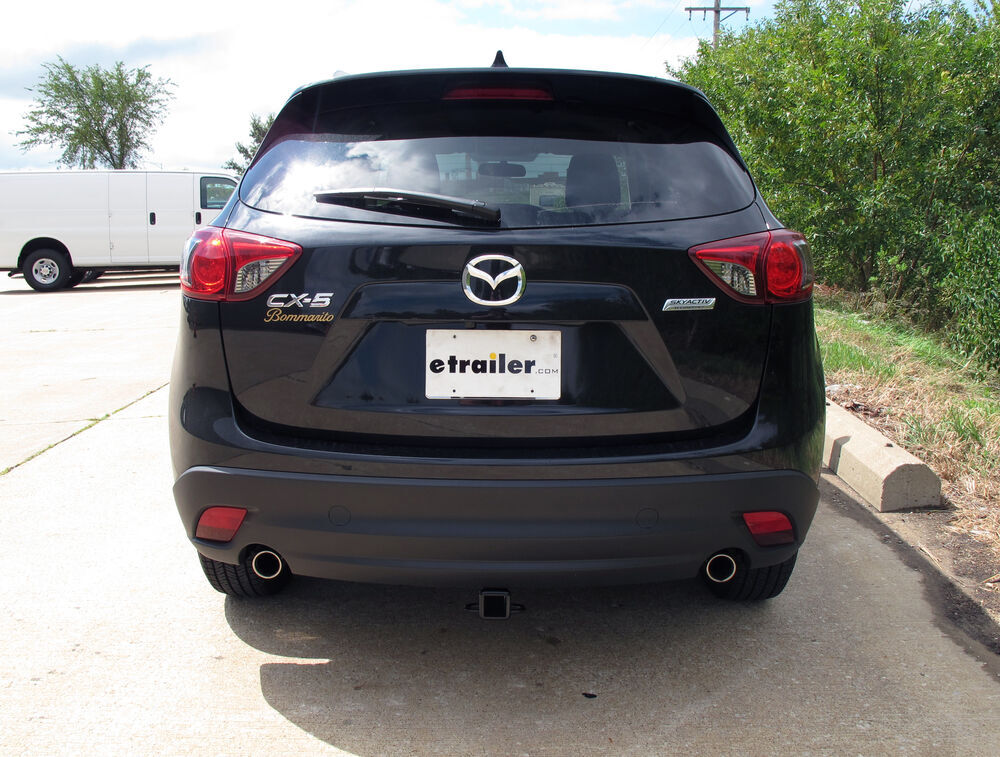 Trailer Hitch By Hidden Hitch For 2013 Cx 5 87623