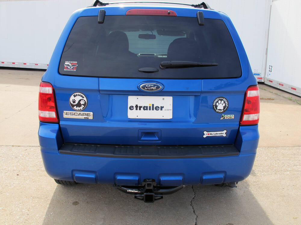 hidden hitch trailer hitch for ford escape 2011 87626. Black Bedroom Furniture Sets. Home Design Ideas