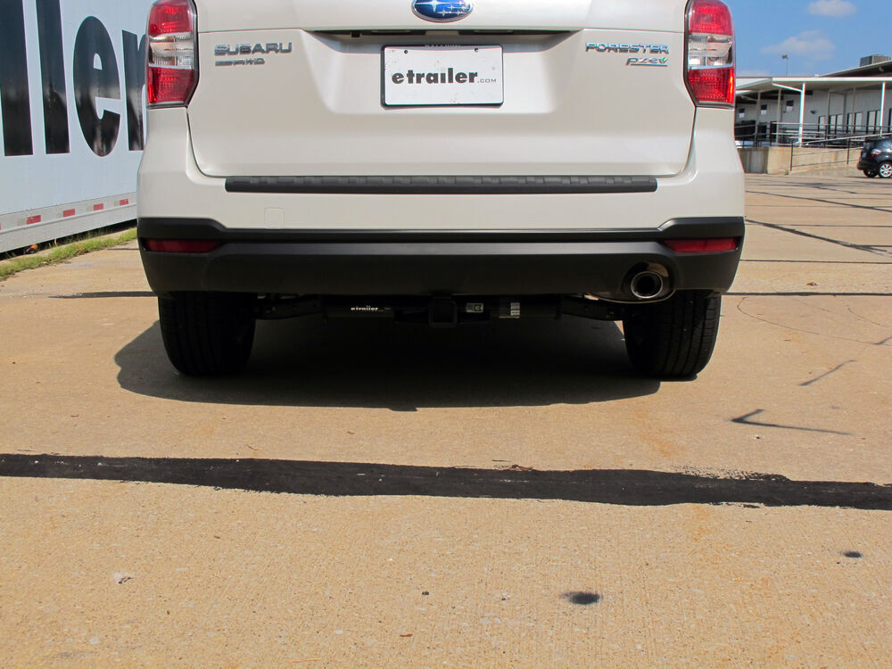 Trailer Hitch for 2015 Subaru Forester - Hidden Hitch 87654