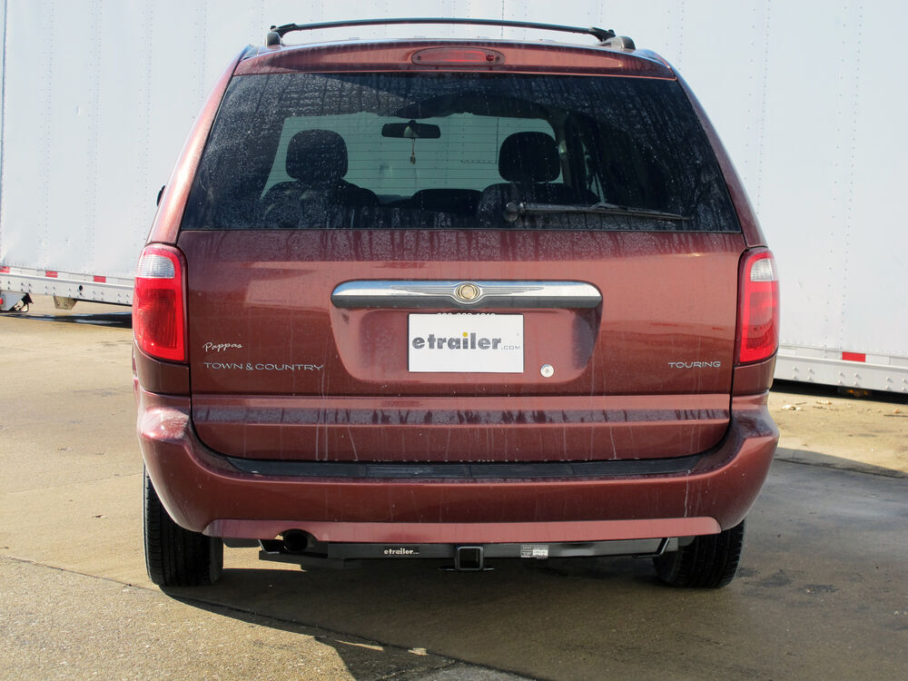 Hidden Hitch Trailer Hitch For Chrysler Town And Country