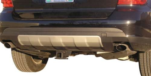 Trailer hitch by hidden hitch for 2006 m class 87755 for Mercedes benz trailer hitch
